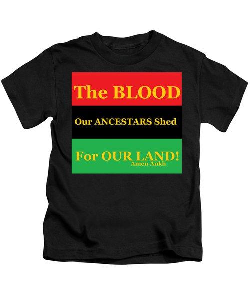 The Blood Kids T-Shirt