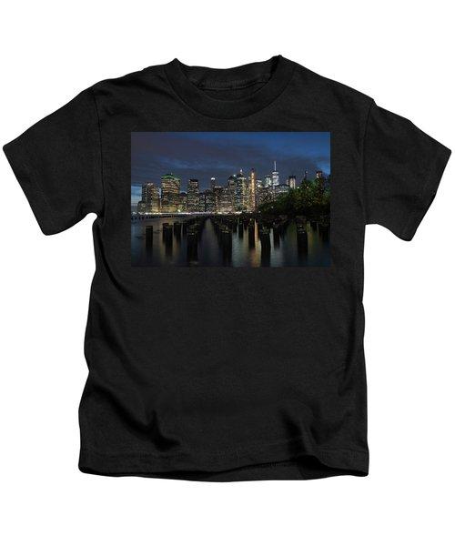 The City Alight Kids T-Shirt