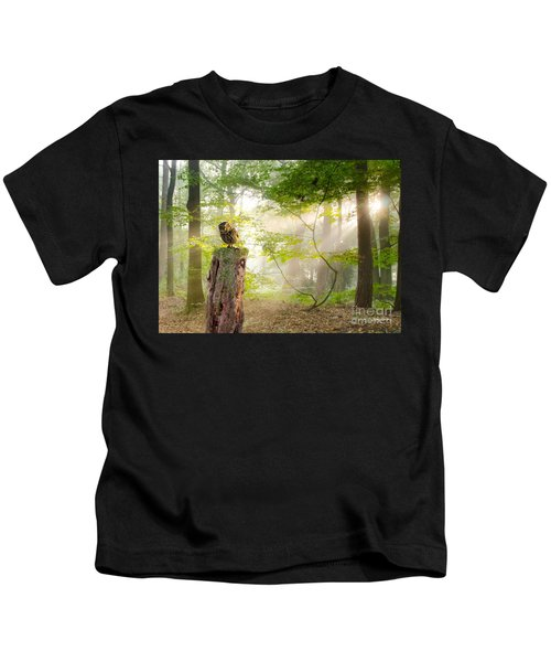 The Enchanted Forrest Kids T-Shirt