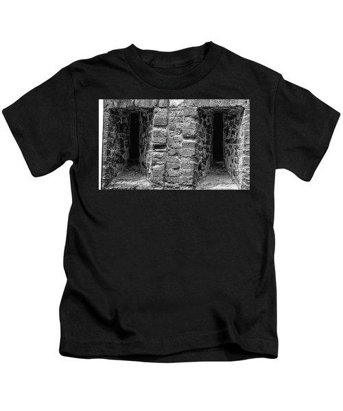 The Eyes Of War Kids T-Shirt