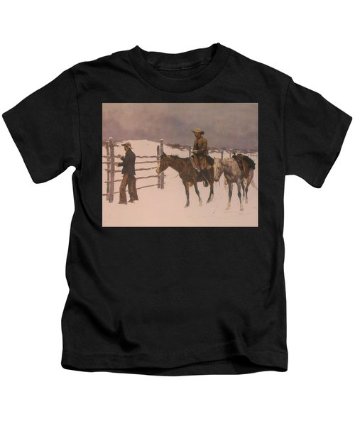 The Fall Of The Cowboy Kids T-Shirt