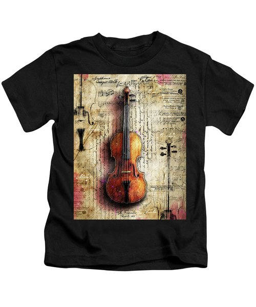 The Francesca Stradivari Kids T-Shirt