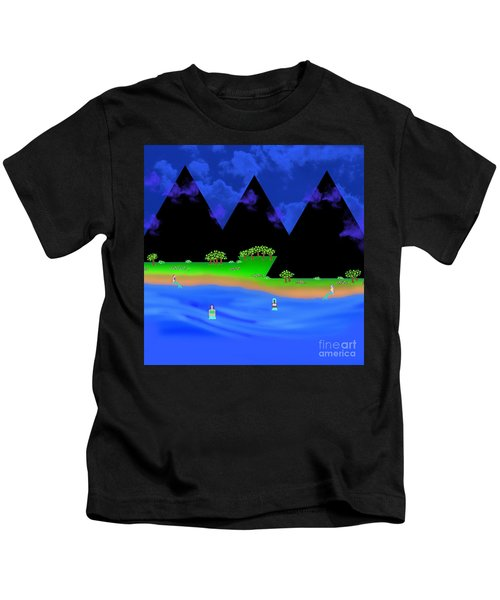 The Gathering Place Kids T-Shirt
