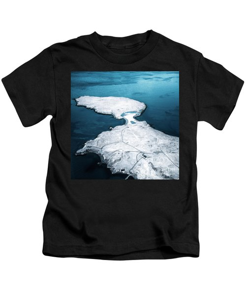 The Land Of Solitude Kids T-Shirt