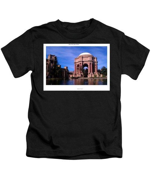 The Legion Of Honor Kids T-Shirt