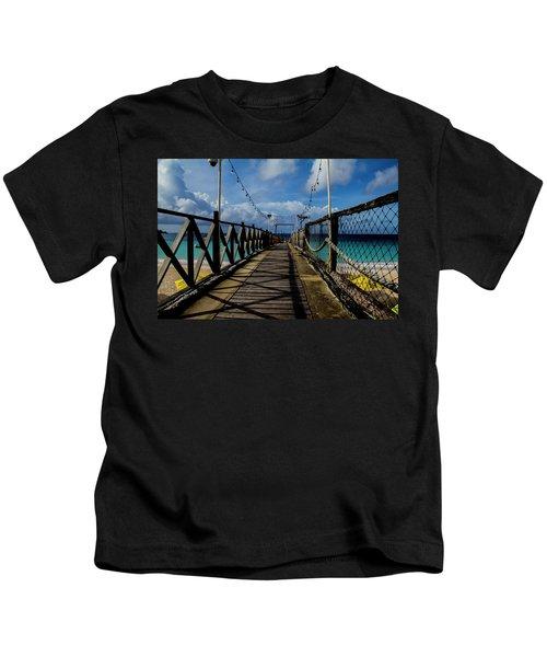 The Pier #3 Kids T-Shirt