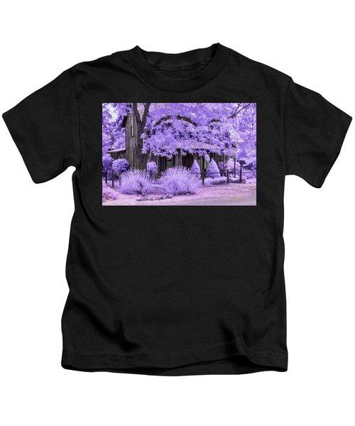Third And D Kids T-Shirt