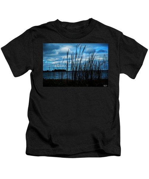 Through The Grass Kids T-Shirt