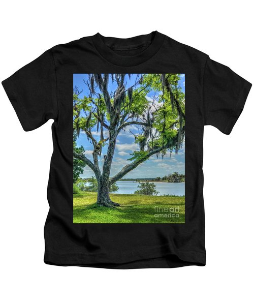 Through The Tree Kids T-Shirt