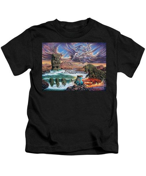 Thundering Gods Kids T-Shirt