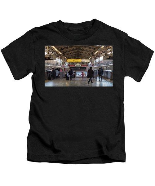 Tokyo To Kyoto Bullet Train, Japan 2 Kids T-Shirt