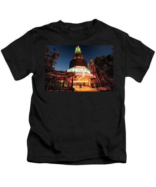 Tower Theater- Kids T-Shirt