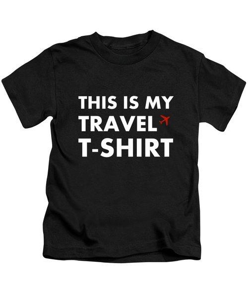 Travel Tee 3 Kids T-Shirt