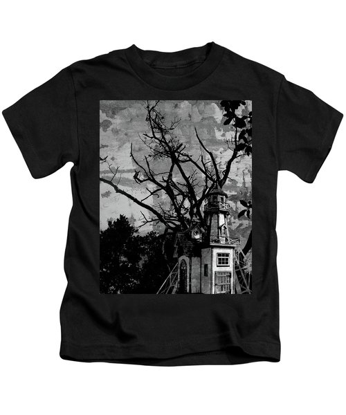 Treehouse I Kids T-Shirt