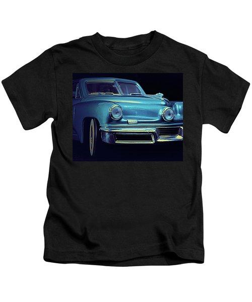 Tucker In Blue Kids T-Shirt