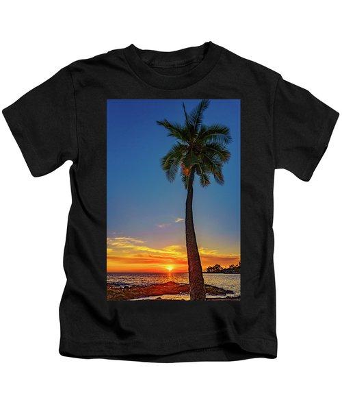 Tuesday 13th Sunset Kids T-Shirt