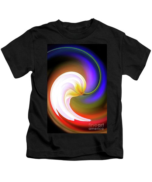 Tulip Twirl Kids T-Shirt