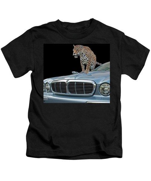 Two Jaguars 1 Kids T-Shirt