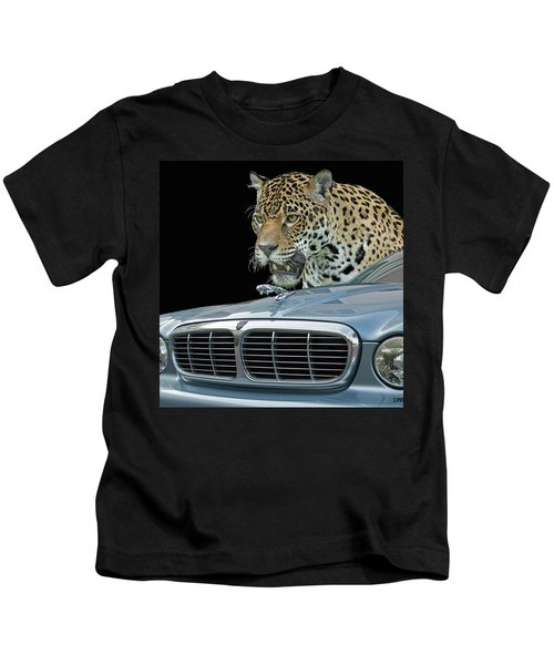 Two Jaguars 2 Kids T-Shirt
