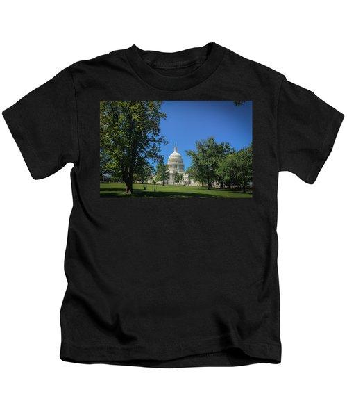 Us Capitol Kids T-Shirt