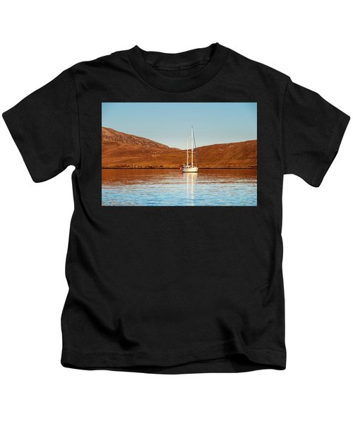 Vatersay Bay Kids T-Shirt