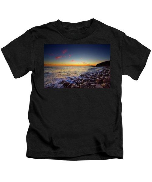 Ventura Sunset Kids T-Shirt