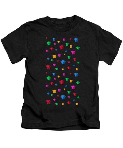 Versace Abstract-3 Kids T-Shirt