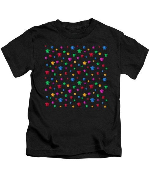 Versace Abstract-4 Kids T-Shirt