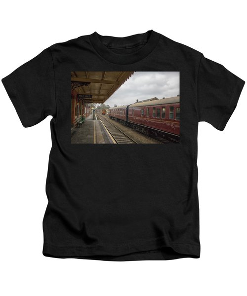 Vintage Railways Kids T-Shirt