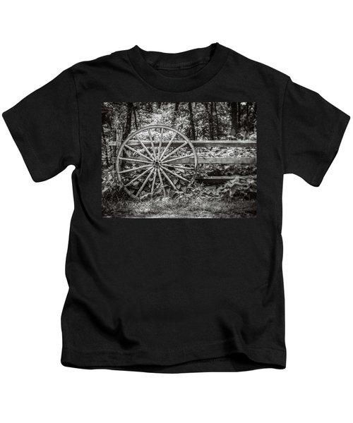 Wagon Wheel Kids T-Shirt