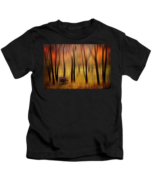 Waiting For You In My Dreams Kids T-Shirt