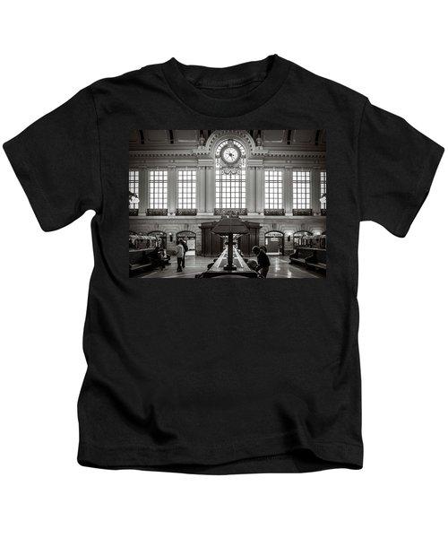 Waiting Room Kids T-Shirt