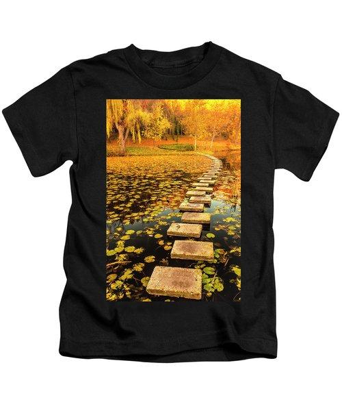 Way In The Lake Kids T-Shirt