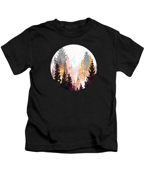 Wine Forest Kids T-Shirt