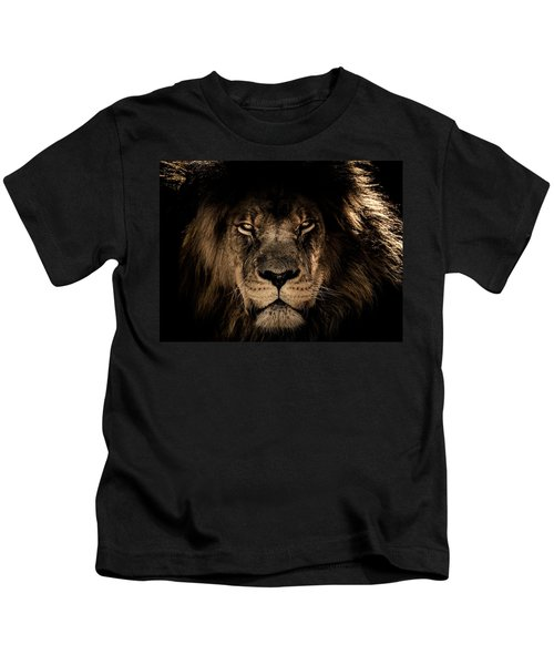 Wise Lion Kids T-Shirt