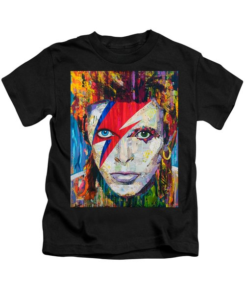 Ziggy Played Guitar Kids T-Shirt