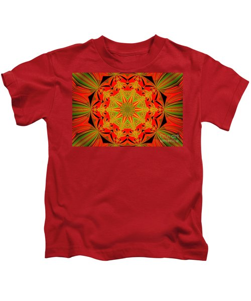 Brighten Your Day.unique And Energetic Art Kids T-Shirt