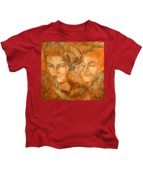 A Love That Will Never Fade  Kids T-Shirt
