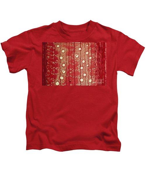 Oak Vascular Tissue Kids T-Shirt