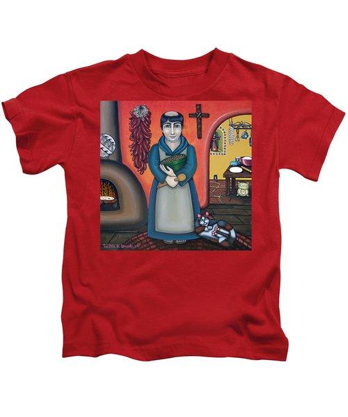 San Pascuals Kitchen Kids T-Shirt