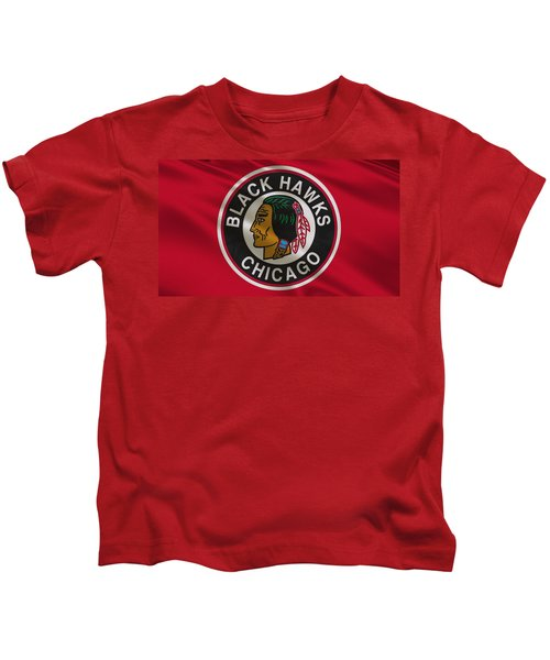 Chicago Blackhawks Uniform Kids T-Shirt