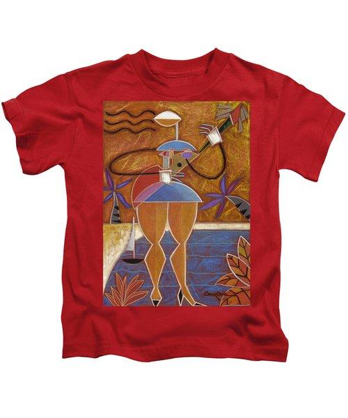 Cuatro Caliente Kids T-Shirt