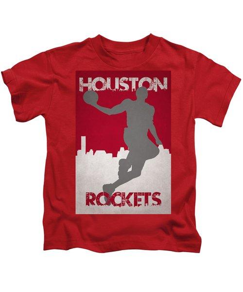 Houston Rockets Kids T-Shirt