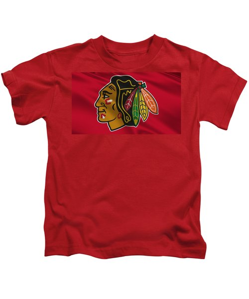Chicago Blackhawks Uniform Kids T-Shirt