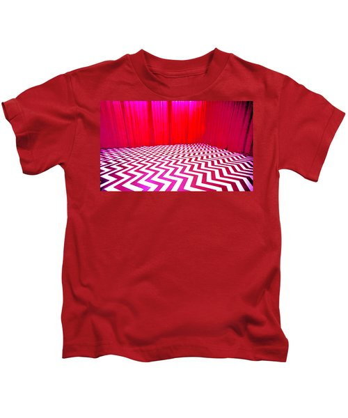 Black Lodge Kids T-Shirt
