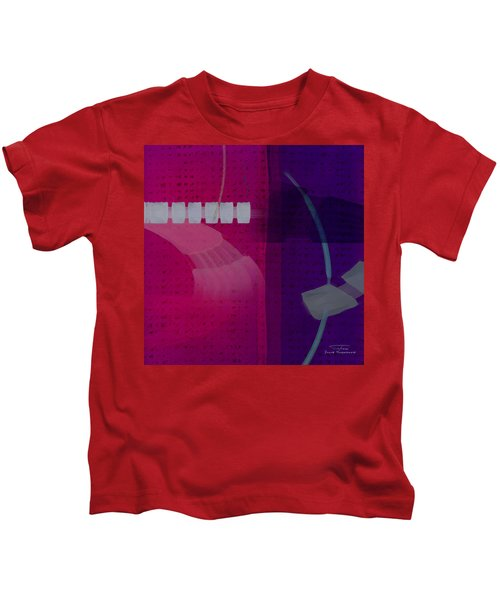 Abstract 01 II Kids T-Shirt