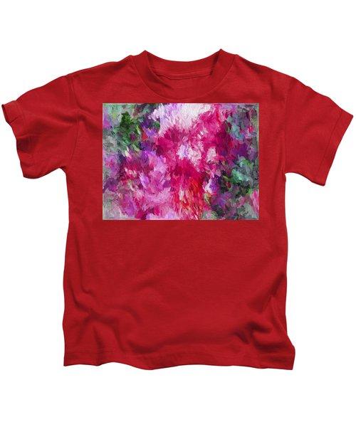 Abstract Artwork 17 Kids T-Shirt