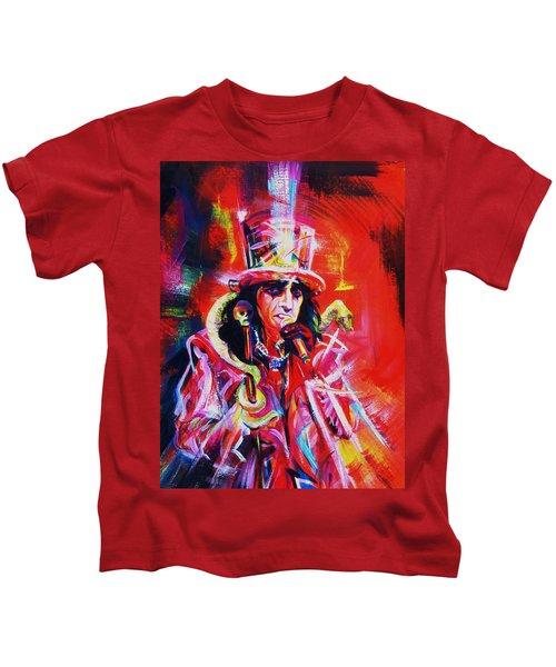 Alice Cooper. The Legend Kids T-Shirt
