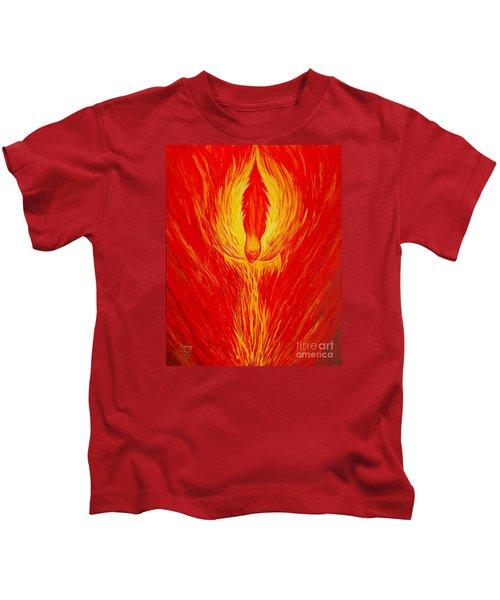 Angel Fire Kids T-Shirt