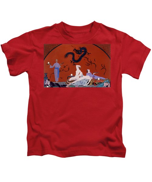 At The House Of Pasotz Kids T-Shirt